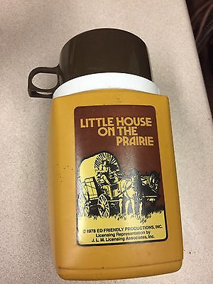 little house on the prairie Lunchbox Thermos