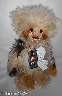 Charlie Bears POEM 10th Anniversary Isabelle Lee 500 Limited Edition LOW No. 17