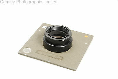 Sinar Board - Canon FD Camera mount. Condition - 5E [5214]