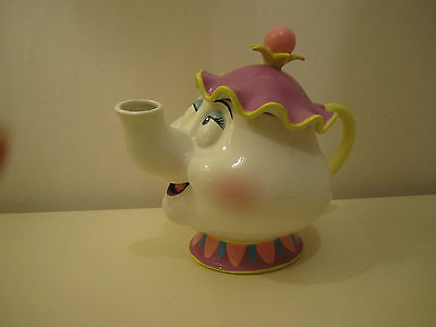 Disney - Beauty And The Beast - Musical Mrs Potts Teapot - Be Our Guest