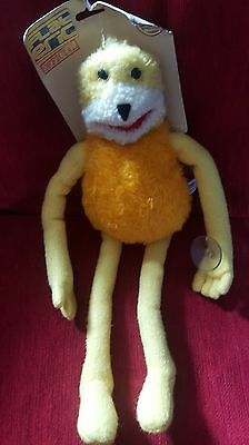 "Official 21"" Flat Eric/ Mr Oizo Soft Toy Plush Levi's Advert Vivid Stick On Car"