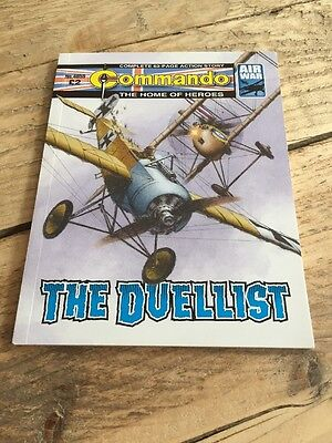 Commando Comic - No 4859 The Duellist (November 2015) War Collectable