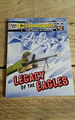 Commando Comic - No 4863 Legacy of the Eagles (December 2015) War Collectable