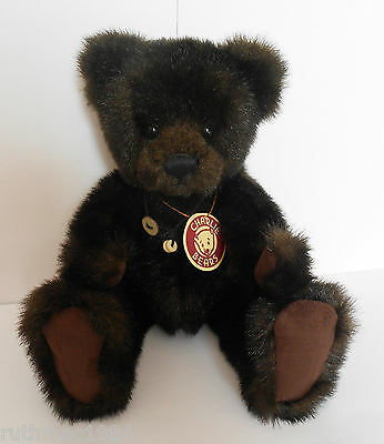 Charlie Bears SAM ~ Isabelle Lee 2008 Plush ~ RETIRED Rare VHTF ~ ONLY 1200 Made