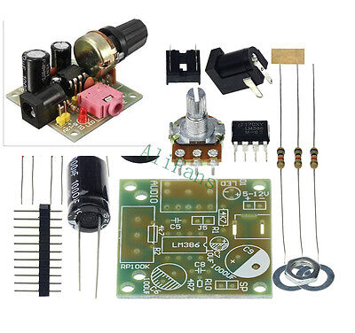 LM386 Super MINI Amplifier Board Module 3V-12V DIY Kit Perfect for Raspberry Pi