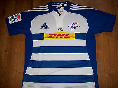 2013 Stormers BNWT New Rugby Shirt Adults Large Jersey Top