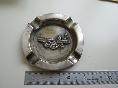 HMS Rodney ashtray