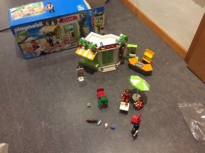 PM Playmobil 5129 Hafen-Cafe / Eisdiele In OVP