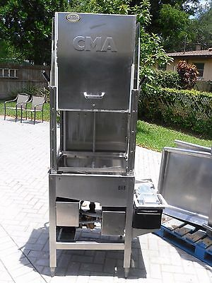 CMA-180 Commercial Dishwasher HTSB With Booster Heater!