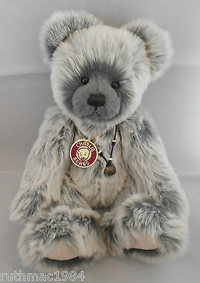 Charlie Bears JOEY ~ Isabelle Lee 2008 Plush ~ RETIRED Rare VHTF ~ ONLY 900 Made
