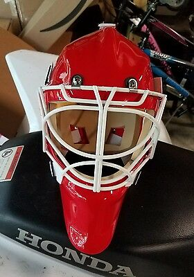 Fusion 962 Pro Hockey Goalie Mask Bauer 961 M/L