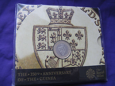 2013 Royal Mint 350Th Anniversary Of The Golden Guinea  £2 Two  Pound Bu Sealed