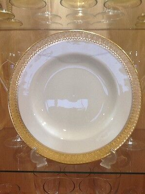 ROYAL CROWN DERBY 'St George' Dinner Plate, Excellent Condition