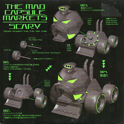 """The Mad Capsule Markets - Scary - 7"""" - Pitchshifter"""