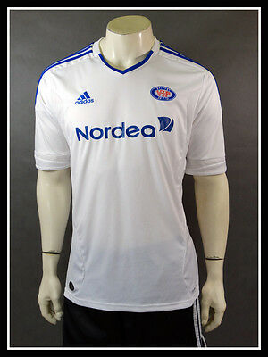 Valerenga Away football shirt jersey trikot 2011 Adidas L