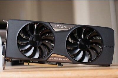 EVGA GeForce GTX 980 Ti 6GB SC+ GAMING ACX 2.0+ with Backplate