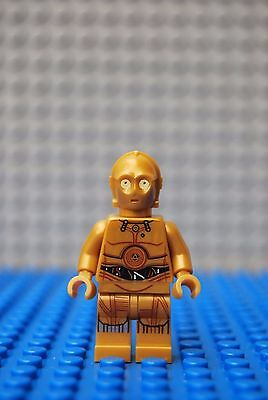 Lego Star Wars C-3PO 2014 Mini Figure