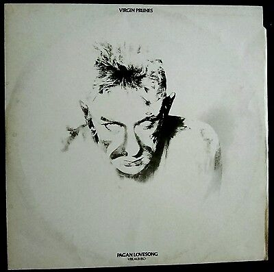 "VIRGIN PRUNES - Pagan Lovesong 12"" Single Goth Classic"