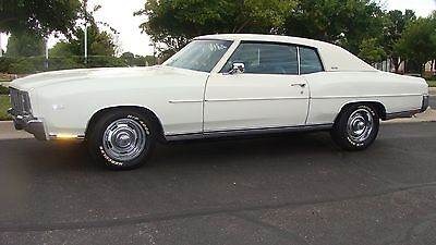 1971 Chevrolet Monte Carlo Deluxe 1971 Monte Carlo Pwr windows seat Tach tilt cruise PDB A/C Rear Defrost Original