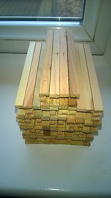 Thornes super side bars national smith wbc bee hive x 33