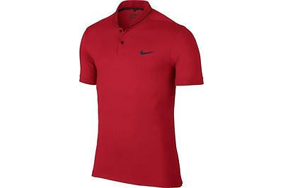Nike Mens Golf Modern Fit Tr Dry Heather Polo Shirt Brand New Size Medium