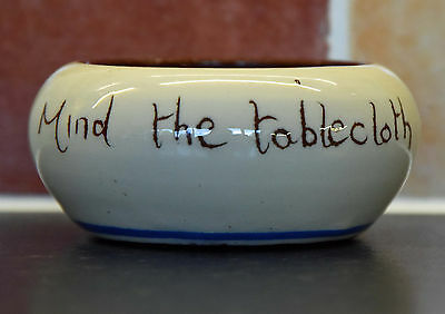 Torquay Motto Ware  Portland Bill - small bowl dish
