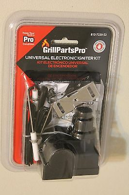 Brinkmann 812-7220-S2 Grill Parts Pro Universal Electronic Igniter Kit SHIP FREE
