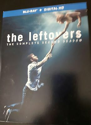 The Leftovers: The Complete Second Season (Blu-ray Disc, 2016, 2-Disc Set)