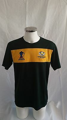 "Australia Rugby League World Cup Training Tee ""ISC""  RRP £29.99. Size 4XL."