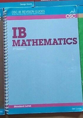 IB Mathematics Standard Level: For Exams from May 2014 by Ian Lucas (Spiral)