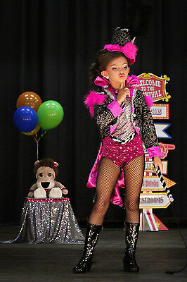 Pageant CIRCUS themed OOC/WOWwear modeling Instructional DVD!