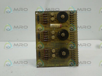 General Electric 0207A1102Tpaa1 Circuit Board *used*