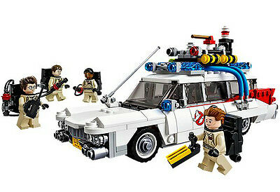 LEGO Ideas Ghostbusters Ecto-1 (21108) Brand New and Sealed