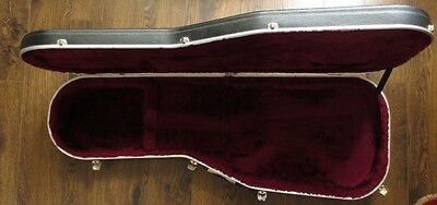 Hiscox Electric Guitar Hard Case = STD Stratocaster / Telecaster FIT
