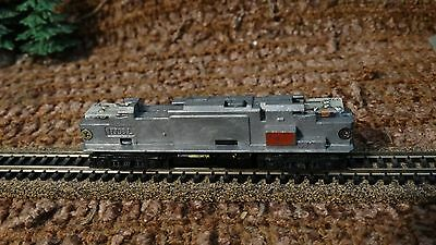 N Scale Atlas Classic RS-3  Diesel  Locomotive Powered Chassie Only Lot