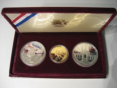 1983 / 1984 US Olympic Gold & Silver Set (Item 98)