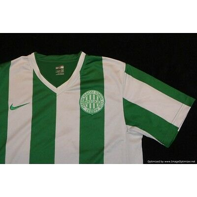 Ferencvaros NIKE 2007-2008 Home Football Shirt LARGE L