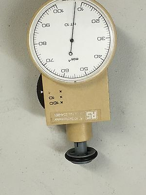 Analogue Contact Tachometer HT10 rs 254-061