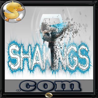 Shakings.com Great Domain for Social, Dance or StartUp 12,000 Monthly Searches!!