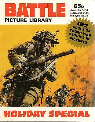 Battle Picture Library Holiday Special 1984 (paperback)