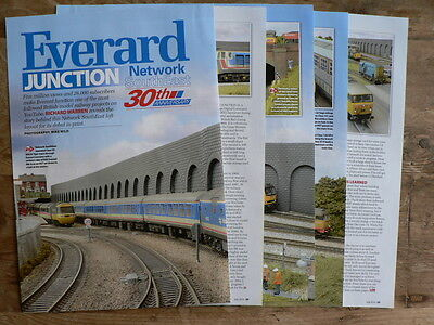 Everard Junction NSE Western region late 1980s in 00 - Hornby magazine article