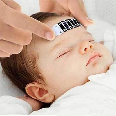 10 x Feverscan Forehead Thermometer Fever Baby Body Adult Child Test Temperature