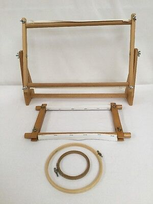 Sewing Cross Stitch Embroidery Frame Hoops