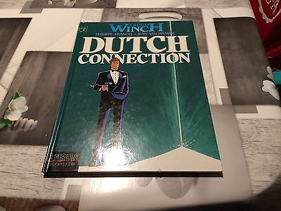 Bd Largo Winch Eo Dutch connection  Philippe Francq / Jean Van Hamme Dupuis