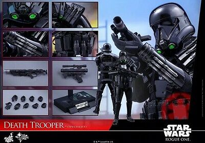 Hot Toys MMS 385 Star Wars Rogue One: Death Trooper Specialist 1/6 Figure