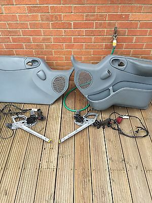 Ford Transit Mk7 Electric Window Kit Complete