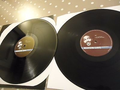 "Rare Us Vinyl 12"" Lp Marvin Gaye The House Mixes Vol1, Deep House Top Audio Ex+"
