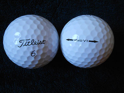 "20 TITLEIST "" PRO V1 "" Golf Balls - ""A"" GRADE - ""SPECIAL OFFER"""