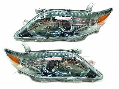 2010-2011 Toyota Camry Hybrid (USA Built) Head Lights Driver & Passenger Side