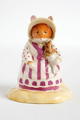 2001 Royal Doulton Brambly Hedge SHELL Figurine